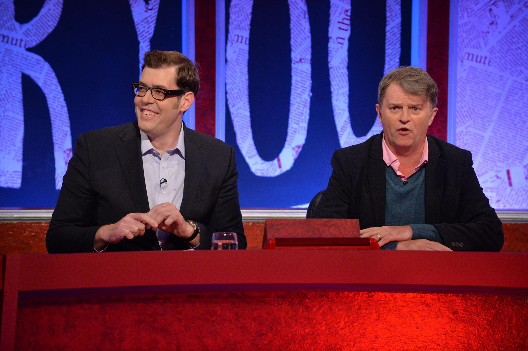 What time is Have I Got News For You on BBC One and who's guest hosting with Paul Merton and Ian Hislop?