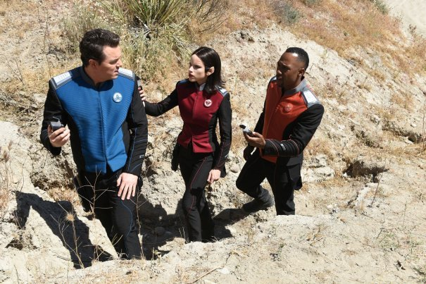 'The Orville' & 'Good Trouble' Eye Renewals After Landing Tax Incentives For Future Seasons