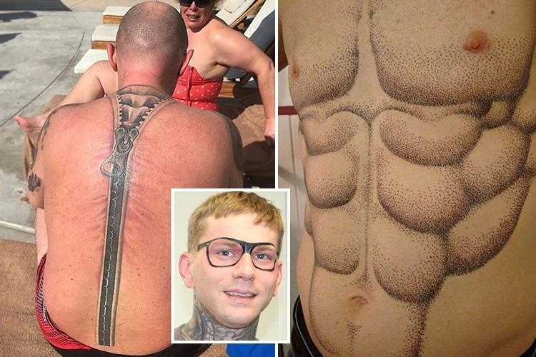 Tattoo disasters that left their owners cringing with remorse shared on social media