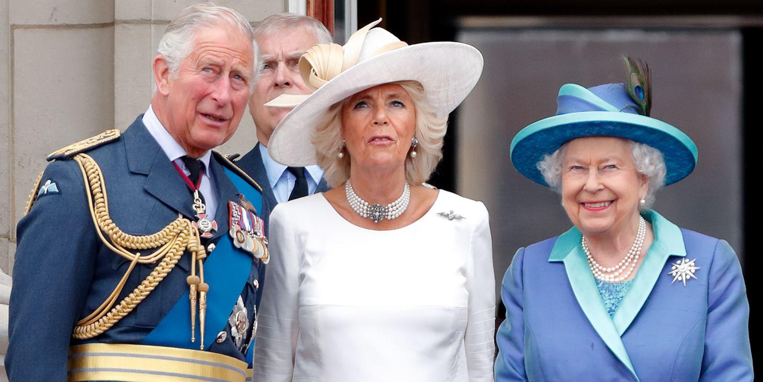 Here's Why Duchess Camilla Didn't Attend the Queen's Christmas Lunch