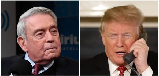 Dan Rather Asks Trump If Belief In Santa Is 'Marginal' Compared To Belief In Climate Change