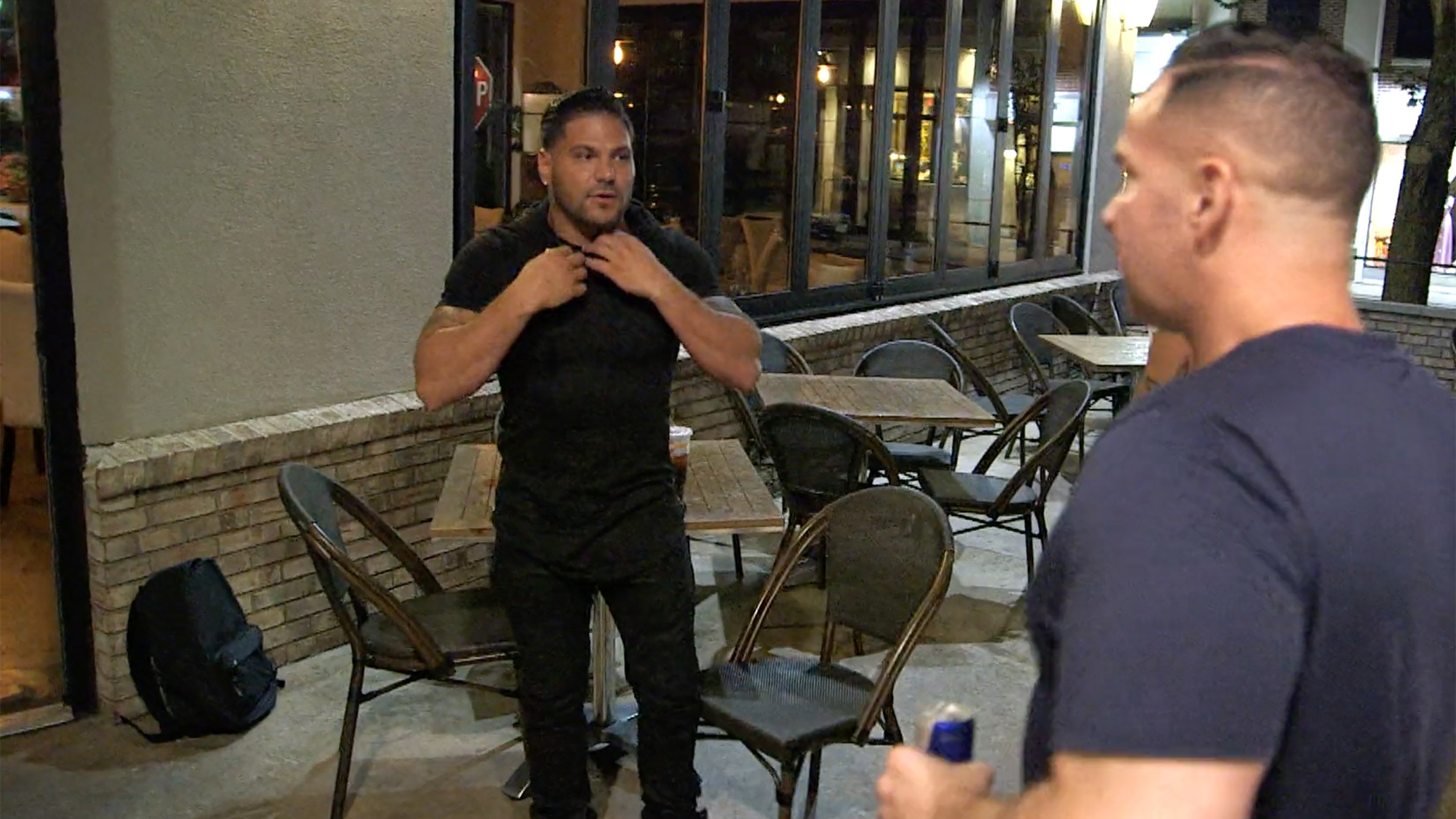 Jersey Shore's Ronnie Ortiz-Magro Narrowly Avoids a Bar Fight: 'I'll F—ing Drop You, Bro'