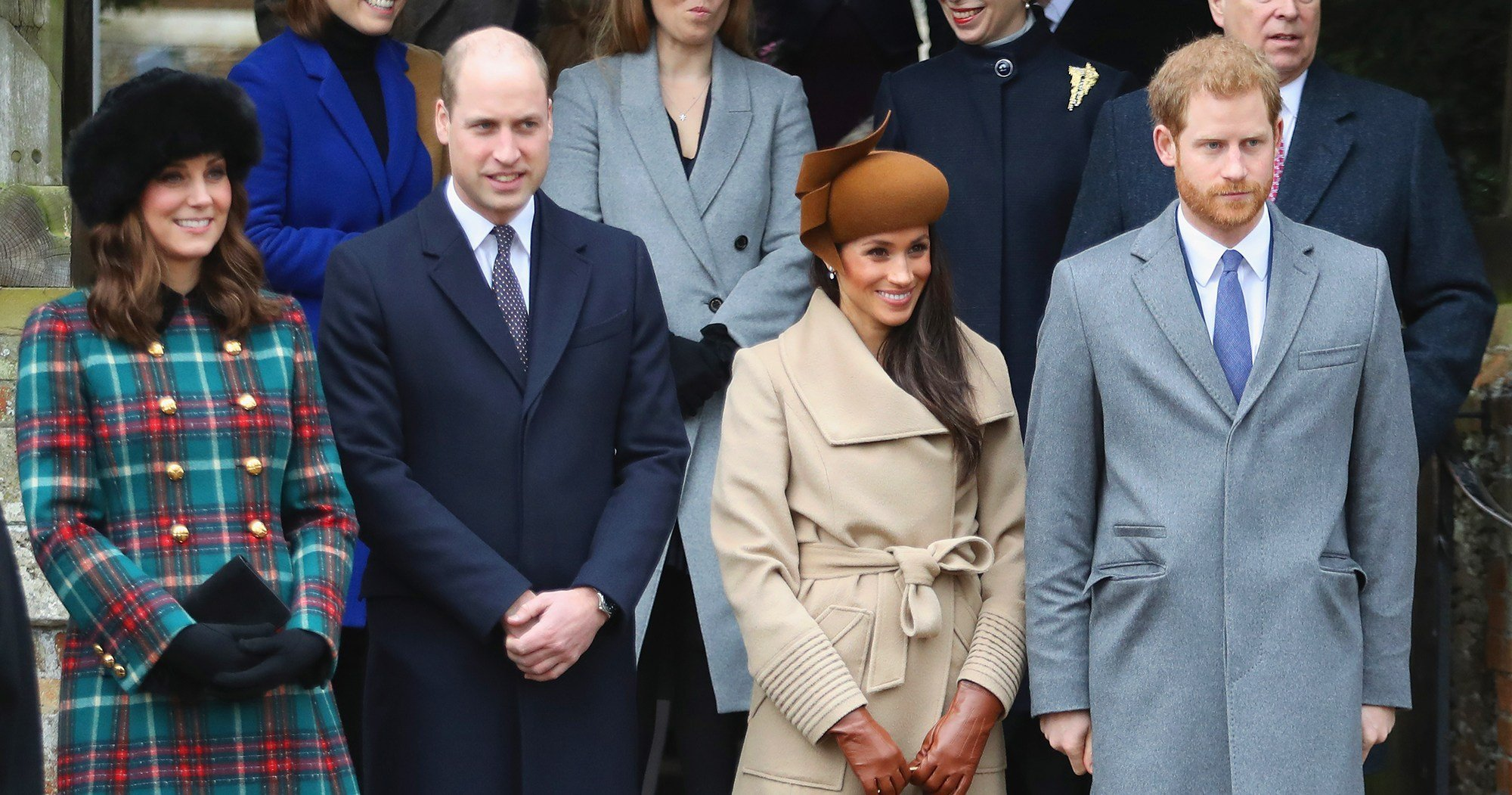 Yum! The Royal Family's Christmas Dinner Sounds Downright Delicious