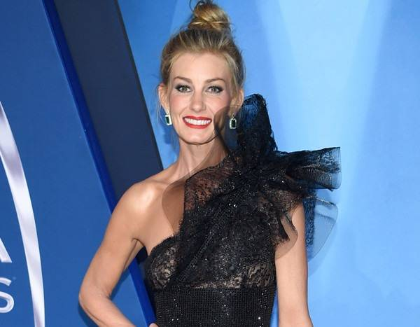Faith Hill's Daughter Looks Just Like Her Mini Me at Versace Show