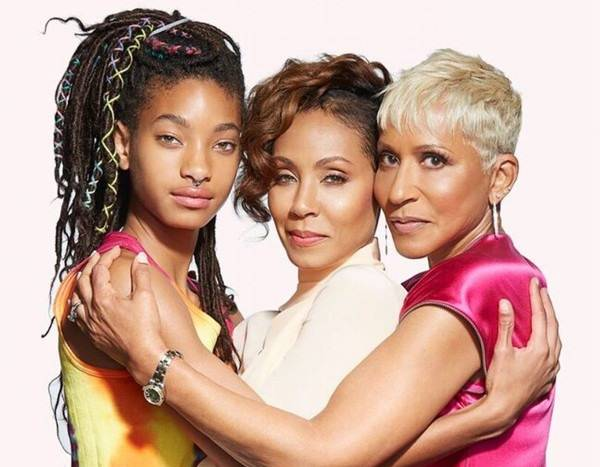 Jada Pinkett Smith and Willow Smith Dish on Sex and Dating Norms