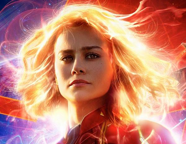 See Brie Larson in the Newest Trailer for Captain Marvel