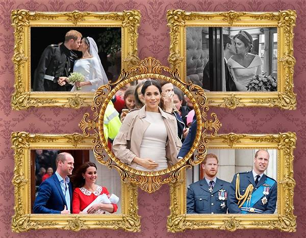 Inside the Year All the Royals Tried to Outdo Each Other