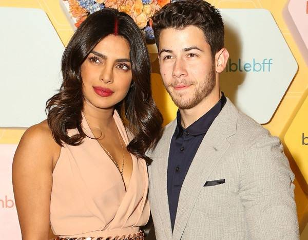 Priyanka Chopra & Nick Jonas Attend 1st Public Event Since Wedding