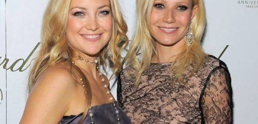 Gwyneth Paltrow Makes NSFW Comment About Kate Hudson's Cutting Boards