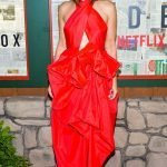 Sandra Bullock's Vibrant Red Gown  — Plus More Can't-Miss Celeb Looks