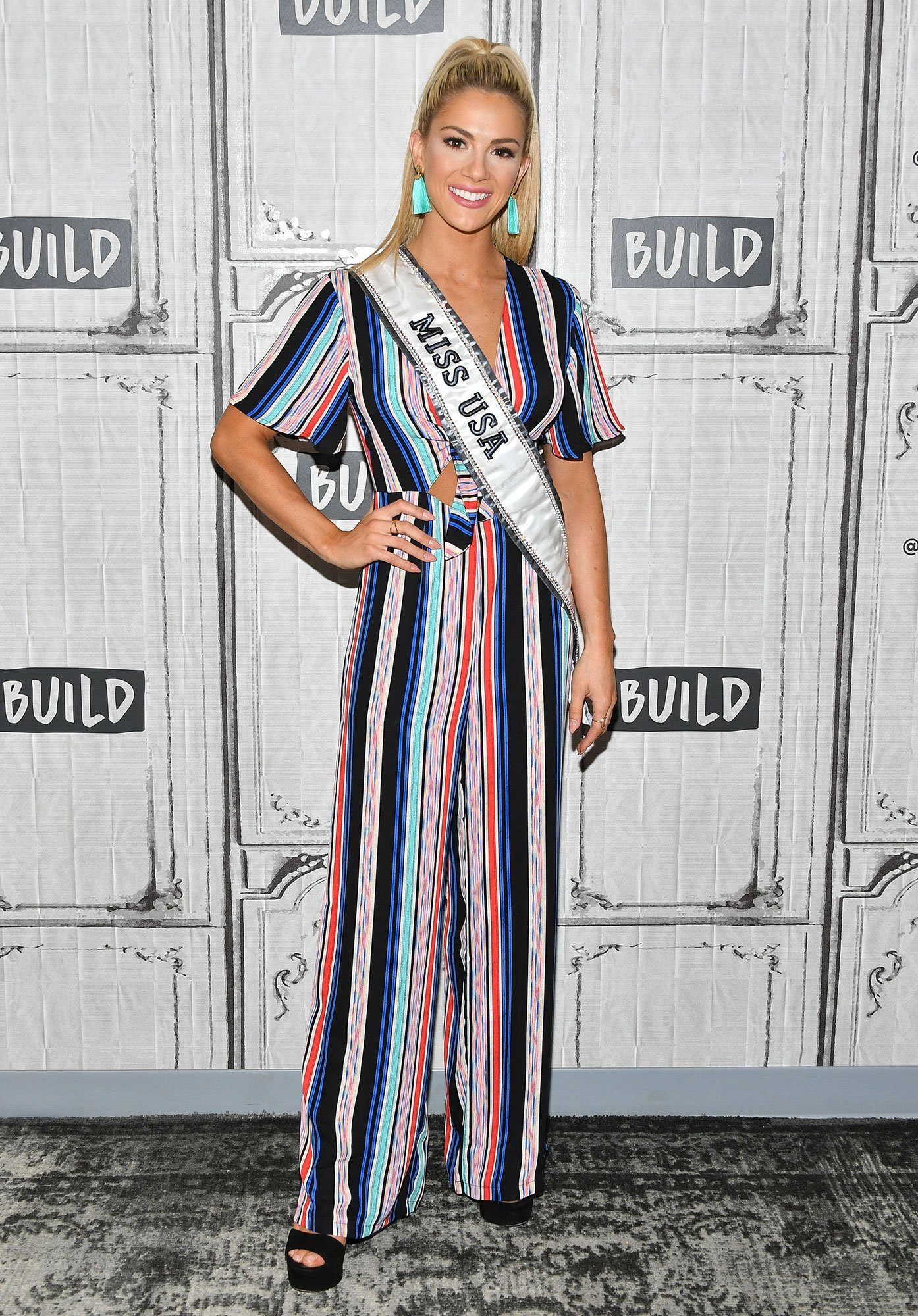 Miss USA Apologizes After Sparking Backlash Over Comments About Asian Miss Universe Contestants