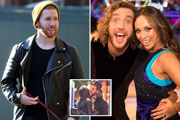 Strictly's Neil Jones furious after Seann Walsh uses tour to cash in and brag about snogging his wife Katya