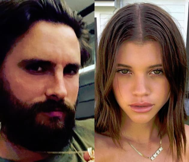 Scott Disick and Sofia Richie: We're Back Together! I Mean, We Never Broke Up!