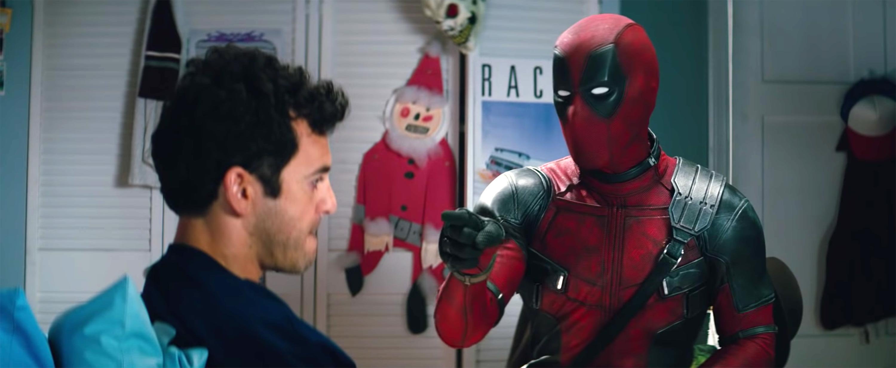 Deadpool passionately defends Nickelback in latest Once Upon trailer
