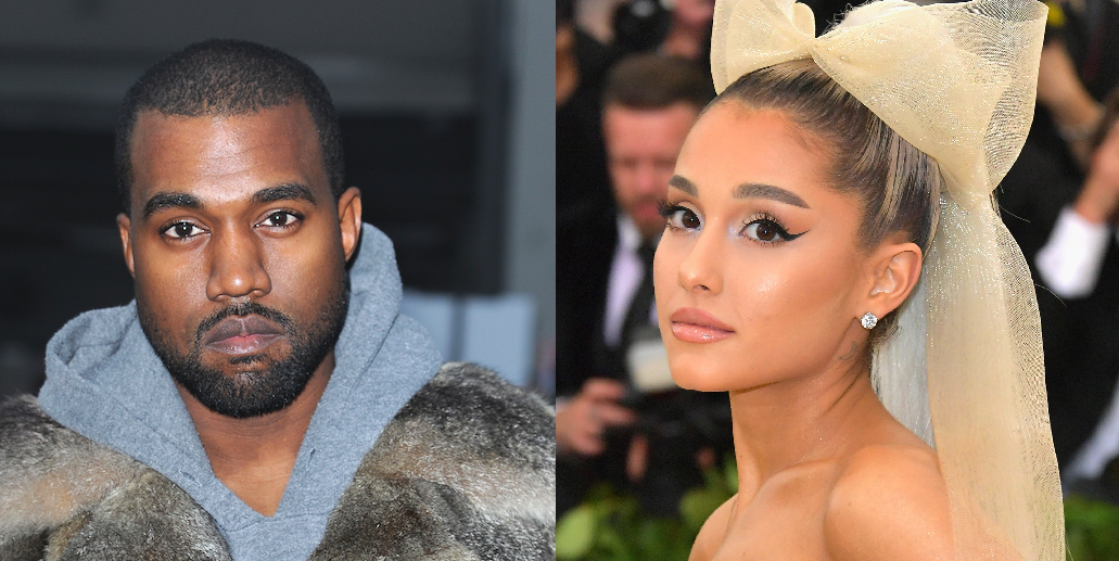 Kanye West Just Made It Super Clear That He's NOT Happy with Ariana Grande