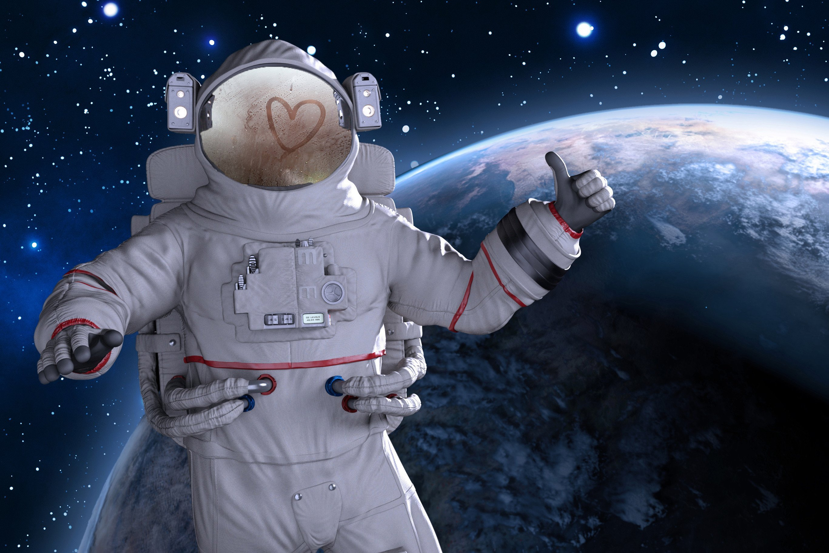 Sex in space would be a nightmare, scientist says