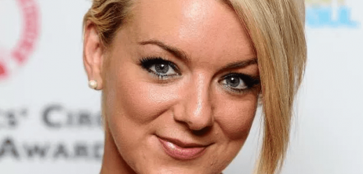 Who is Sheridan Smith, who will she play in Cleaning Up on ITV and who is her fiancé Jamie Horn?