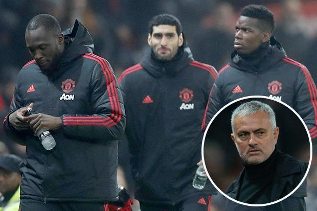 Man Utd boss Jose Mourinho launches thinly-veiled attack on Pogba and Lukaku in Arsenal programme notes