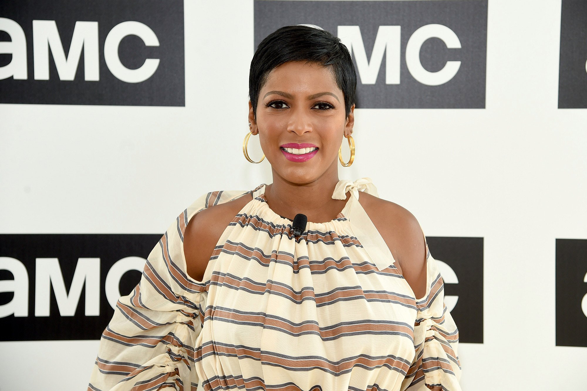 Tamron Hall is in 'full talk show mode'