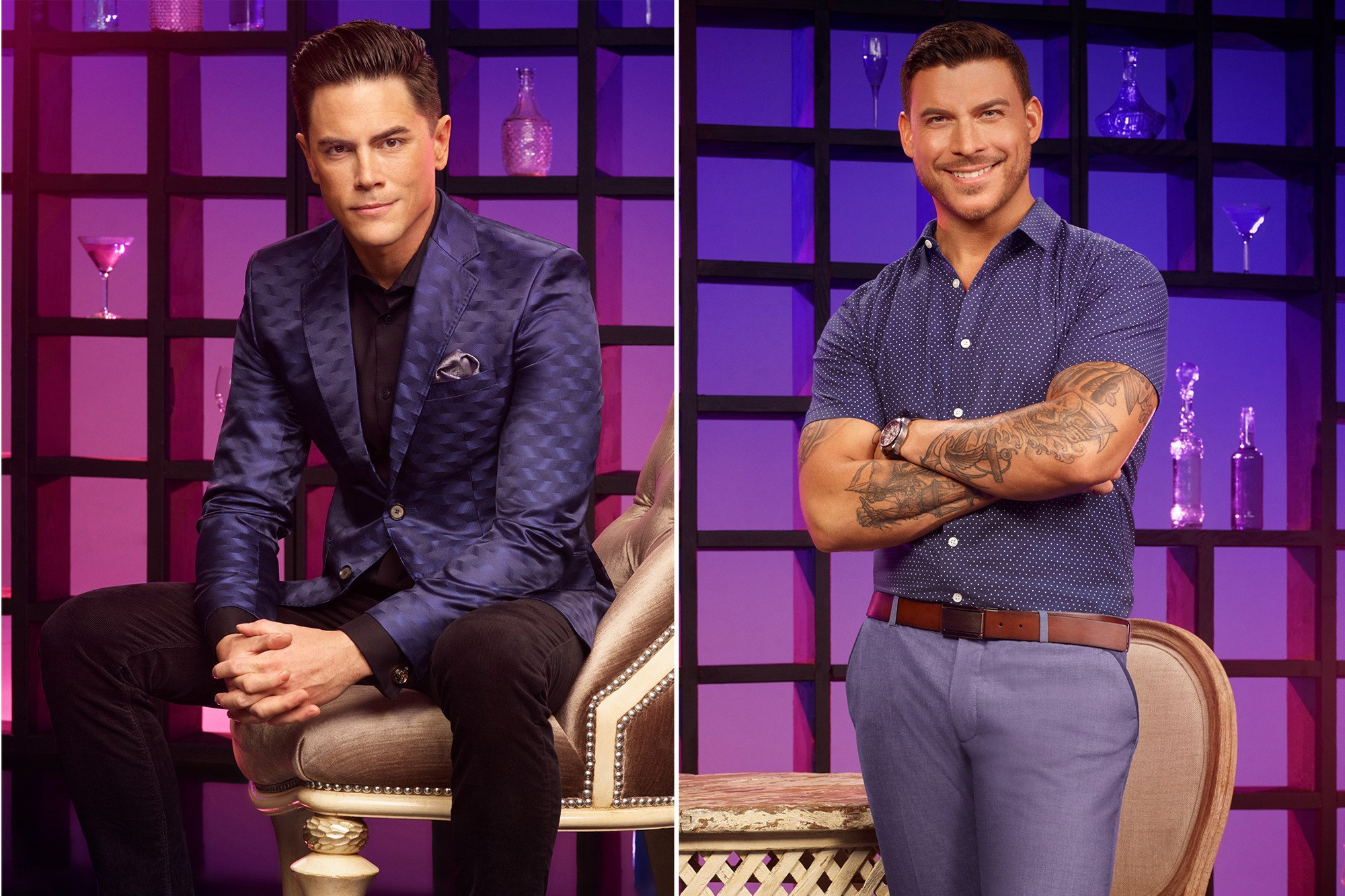 The new Jax is the real deal, says Tom Sandoval
