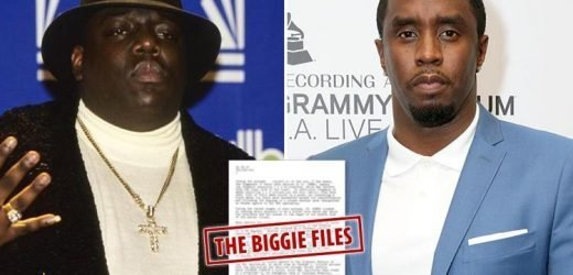 P. Diddy may have been real target in Notorious B.I.G. shooting leaked FBI files reveal