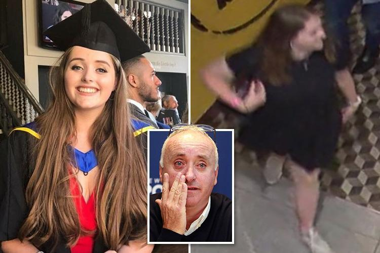 Police hunting for missing British backpacker Grace Millane, 22, who vanished in New Zealand identify 'location of interest'