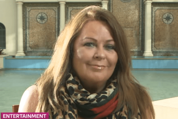 Emily Atack's mum calls her I'm A Celeb star daughter a 'cheeky mare' for asking Harry Redknapp to set her up with his son Jamie