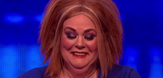The Chase's Anne Hegerty dresses as Ginger Spice for Christmas Special and leaves fans in hysterics