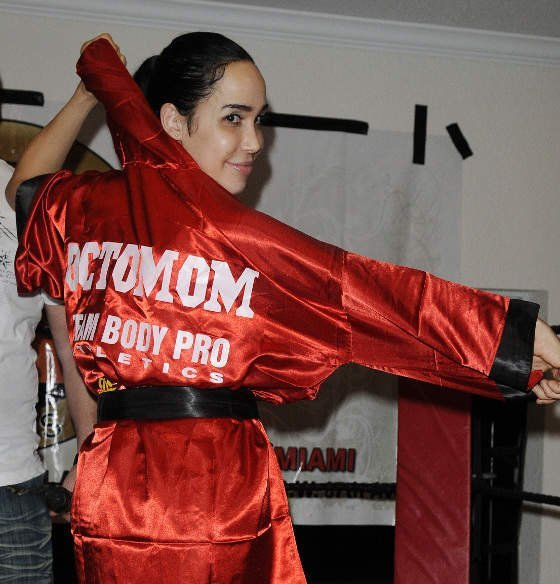 Octomom Says Not To Call Her That Anymore