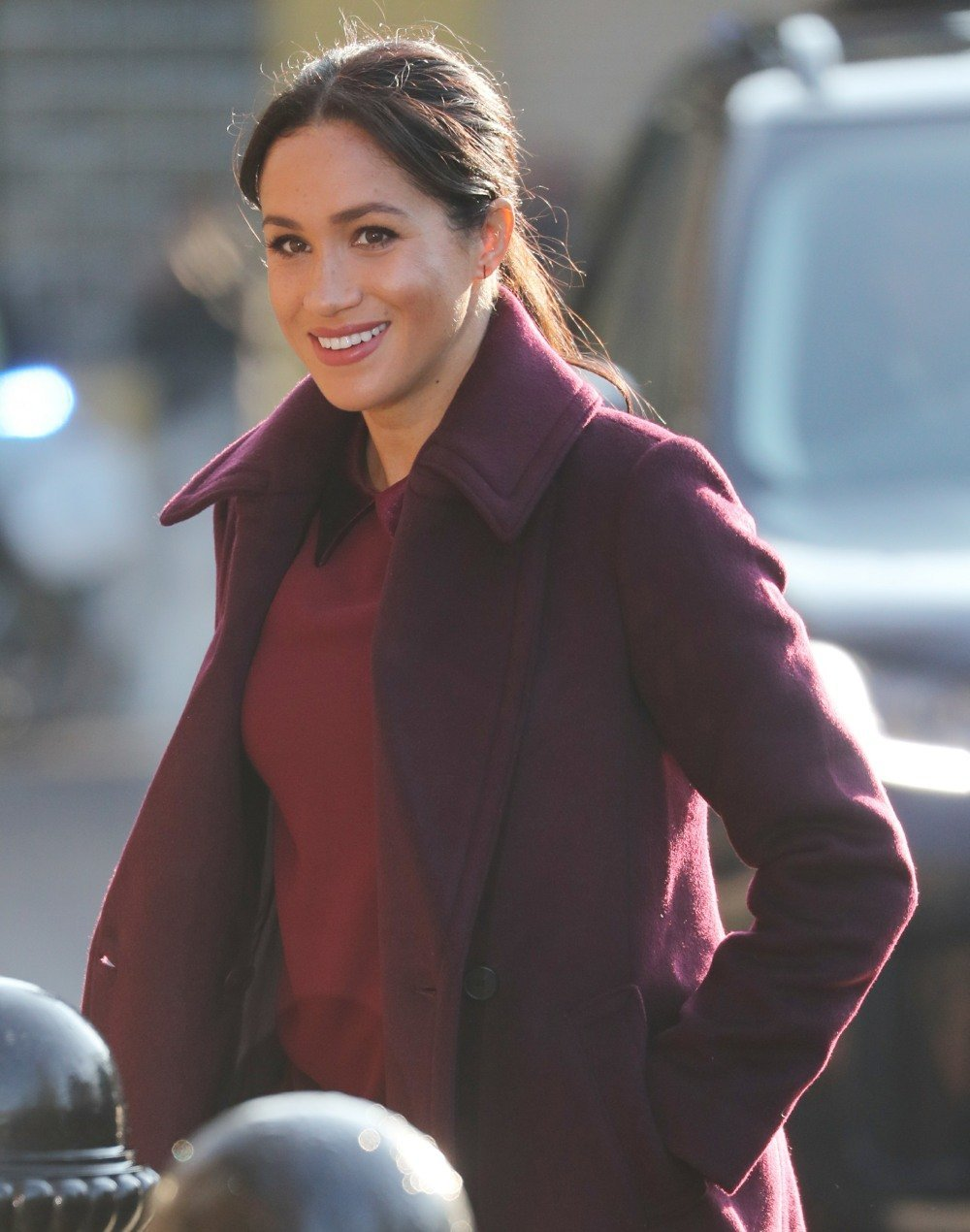 People: Duchess Meghan's 'American mentality' is clashing with veteran royal aides