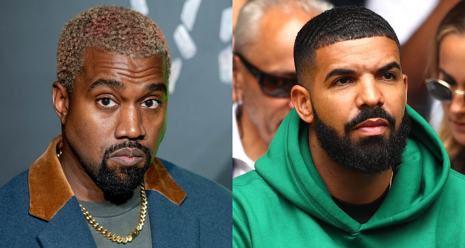 Kanye West Continues Rant Against Drake, Tweets 'There Would Never be a Drake Without a Kanye West'