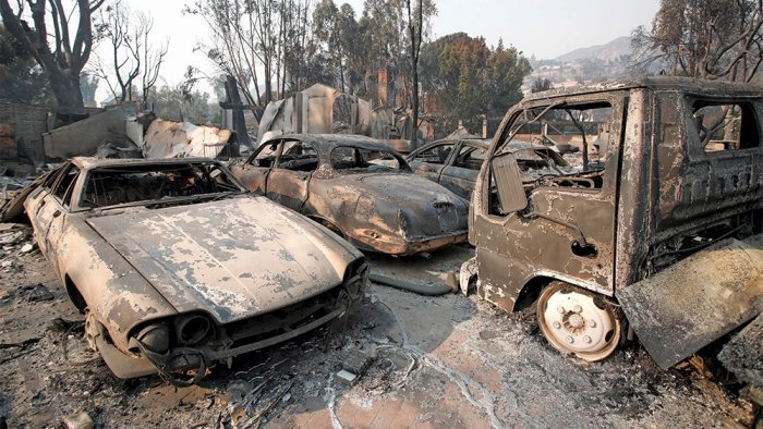 Many Malibu Areas Still Off-Limits for Filming After Fire