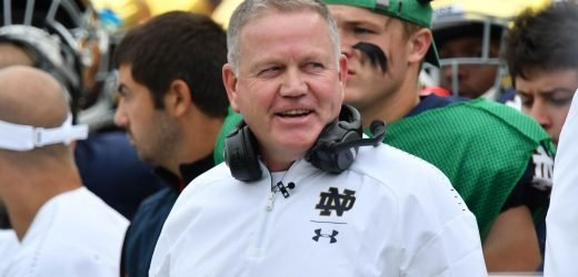 Doyel: Embracing change allowed Brian Kelly to lead Notre Dame to College Football Playoff