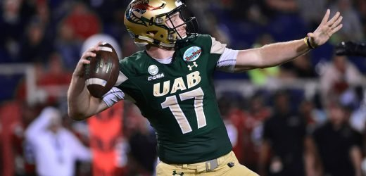 Just 2 years after program's restart, UAB beats Northern Illinois for first bowl win ever