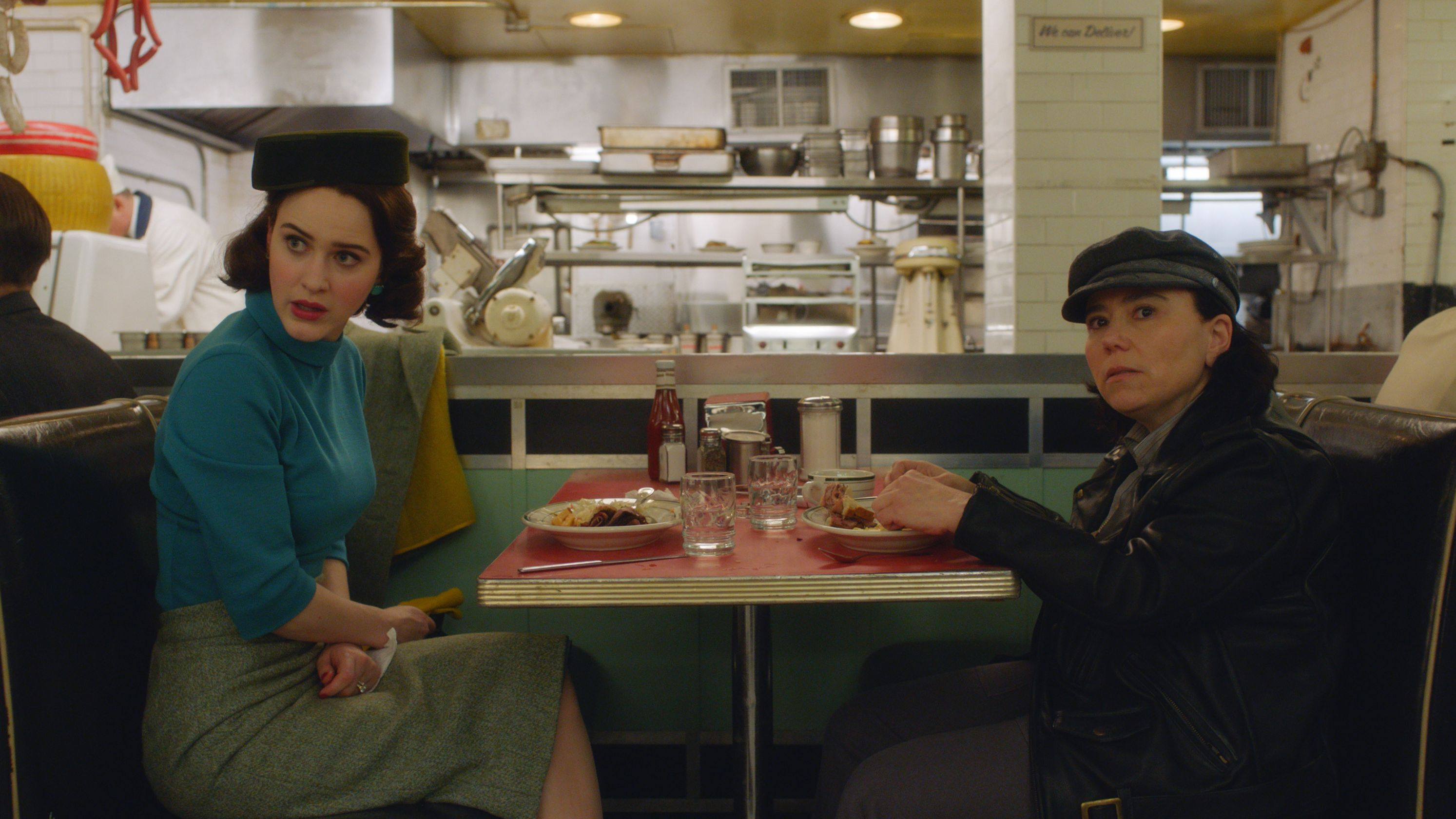 'Marvelous Mrs. Maisel' team on Paris, pastrami and why Season 2 story is 'still relevant'