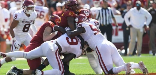 Opinion: Oklahoma's defense as bad as it looks, despite Alabama insisting otherwise