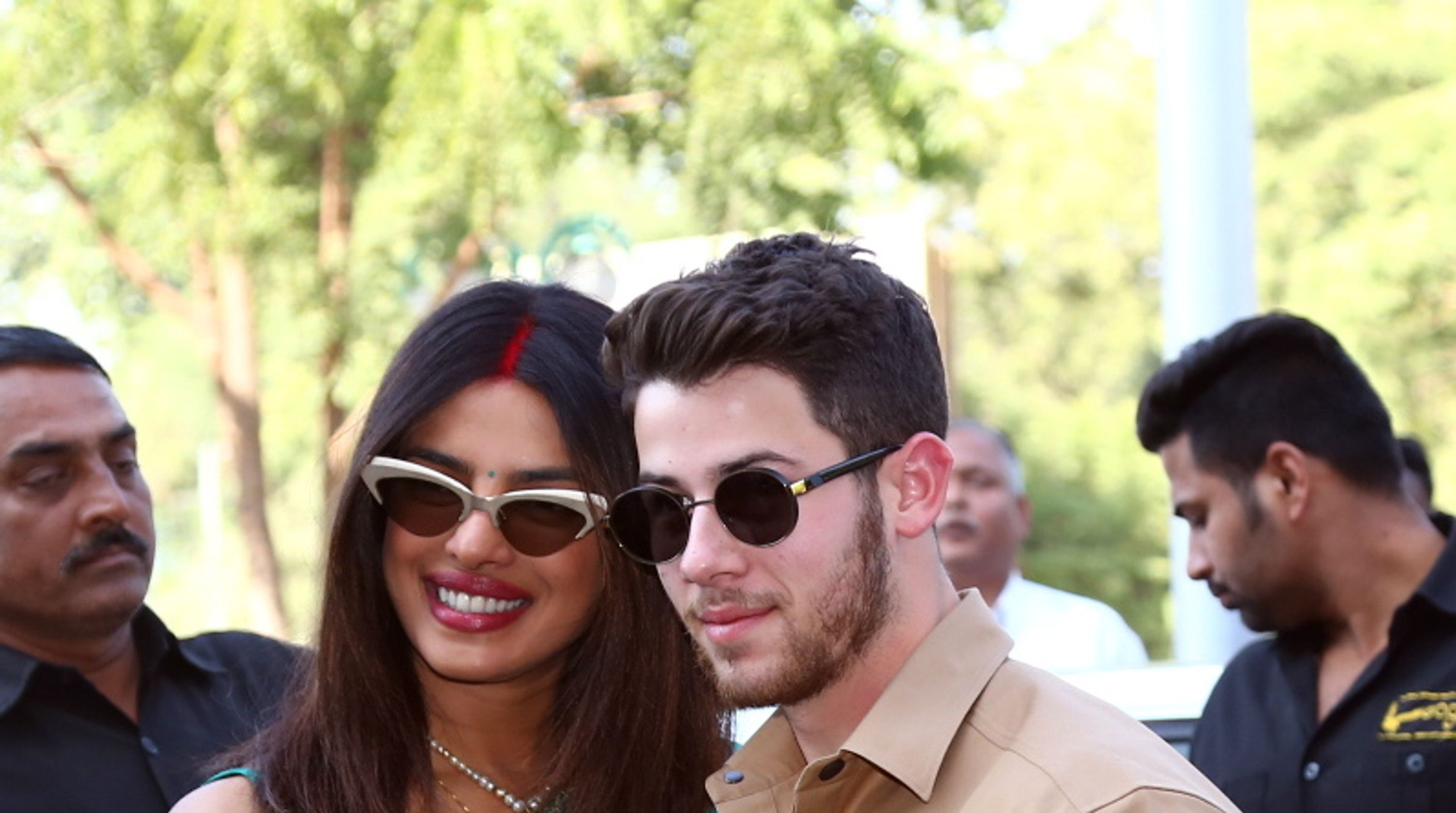 Priyanka Chopra, Nick Jonas marry in Hindu wedding at Indian palace, reports say