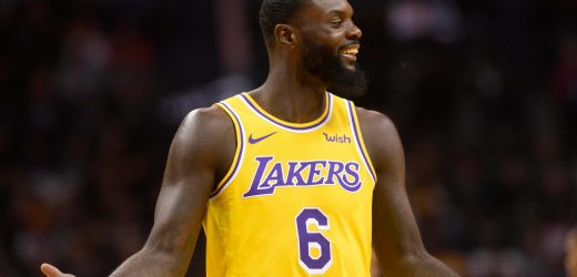 Lakers guard Lance Stephenson draws technical foul for air guitar taunt