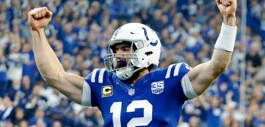 2019 Pro Bowl snubs: Andrew Luck, Alvin Kamara among notable omissions