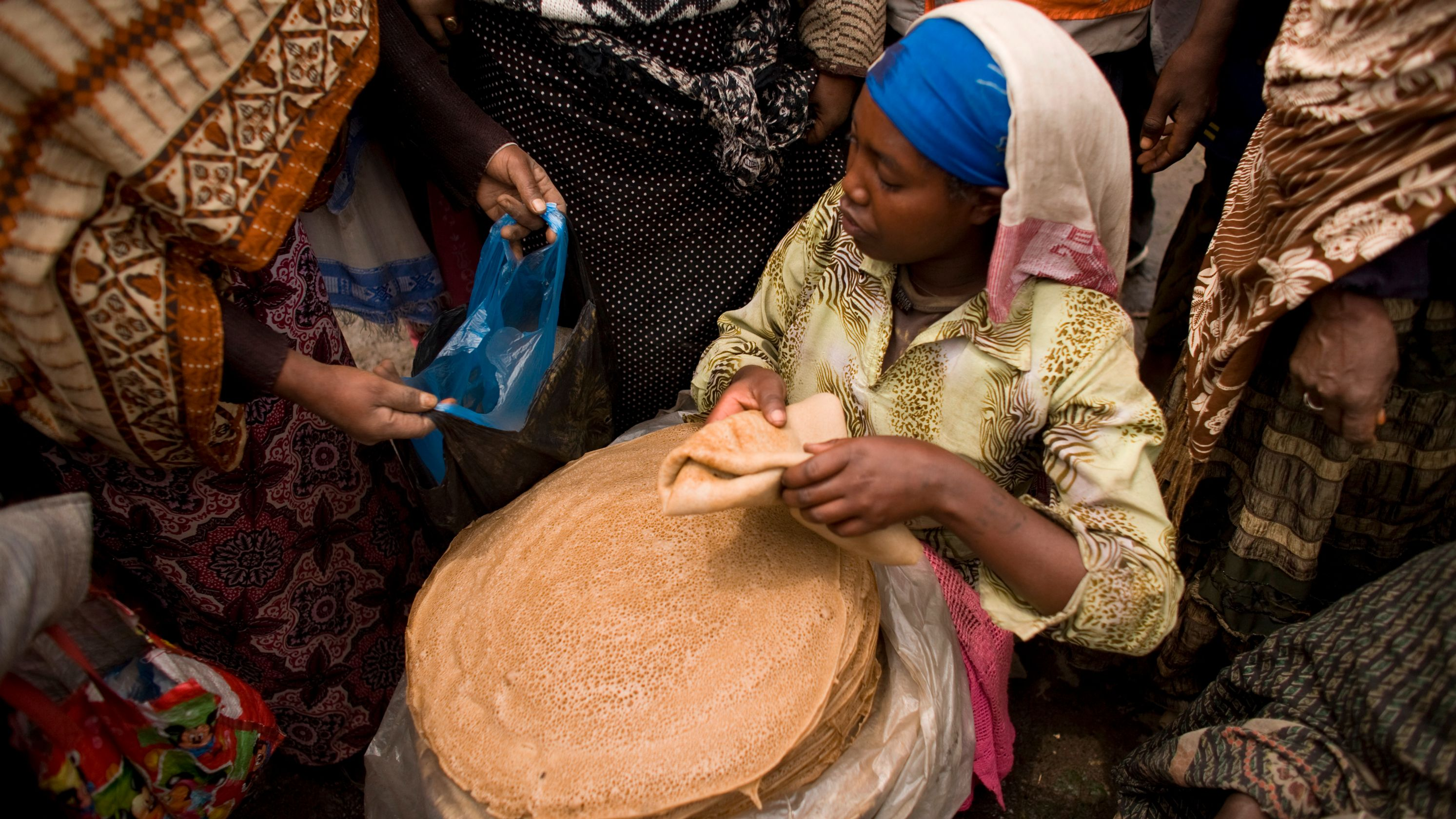 Gluten-free foods from Africa and South America you should know