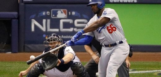 Dodgers shake up lineup, trade Puig, Kemp to Reds for two prospects