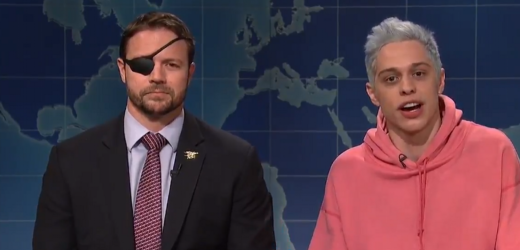 Rep. Dan Crenshaw, who was dissed by Pete Davidson, calls comedian after troubling post