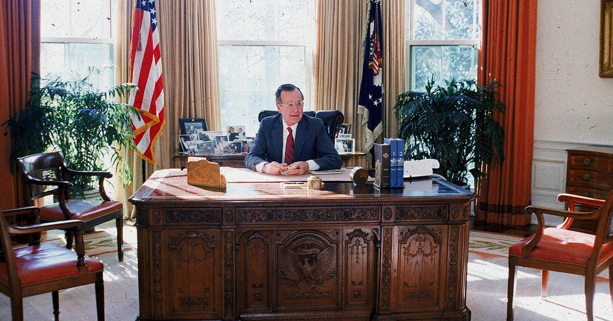 George H.W. Bush: Remembering the 41st president of the United States
