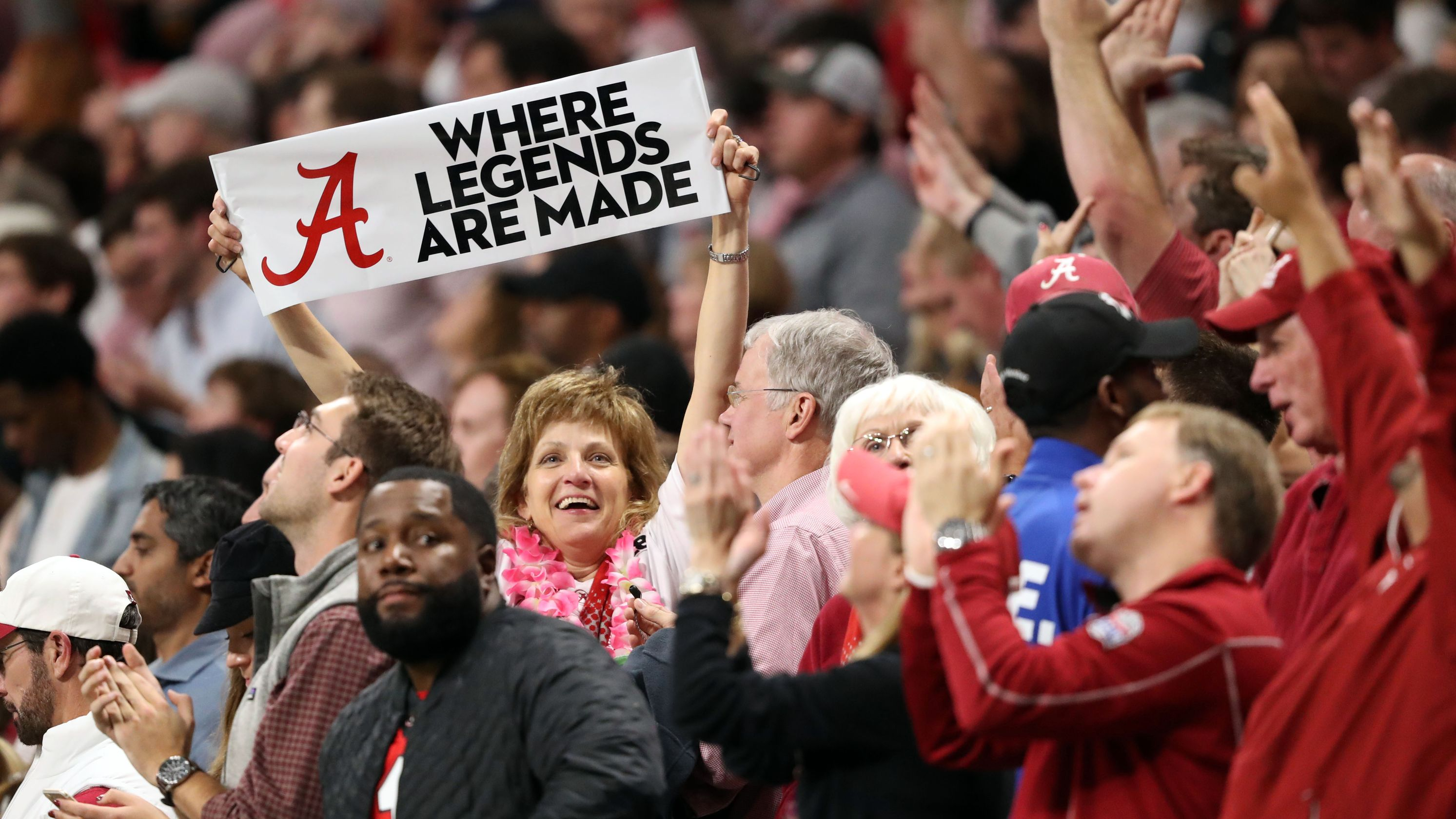 Which of the College Football Playoff teams is the most likable, according to Twitter?