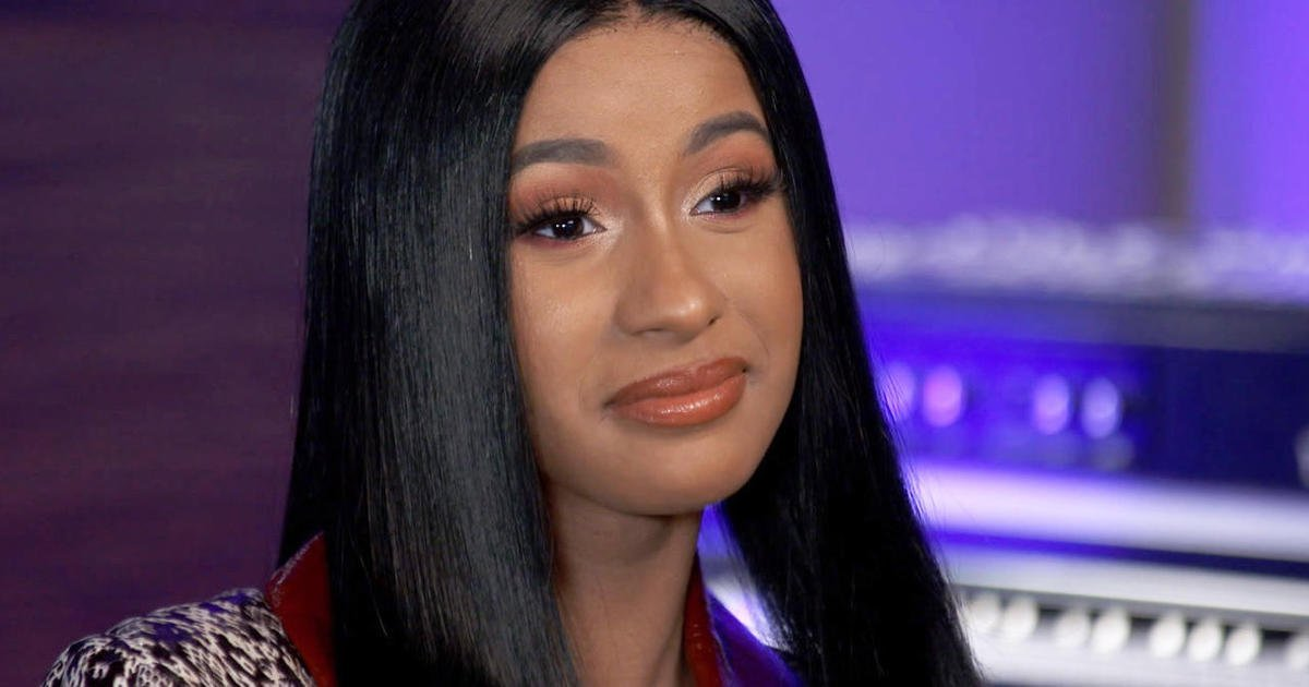 "Preview: Grammy-nominee Cardi B says she's successful because people see her as ""very reachable"""