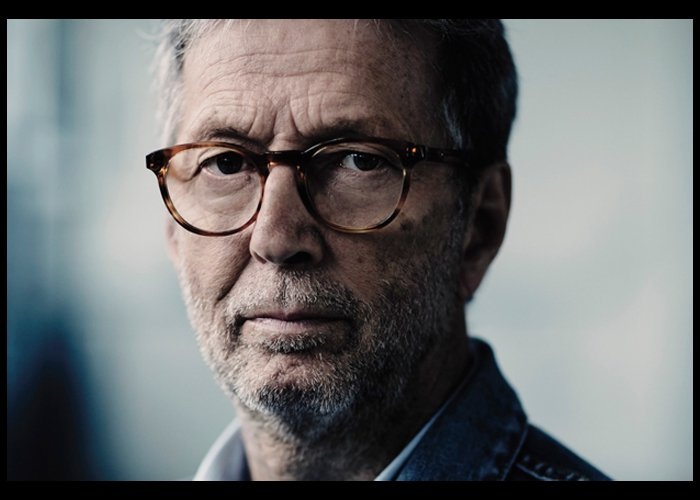 Eric Clapton Shares 'Love On Christmas Day' Video