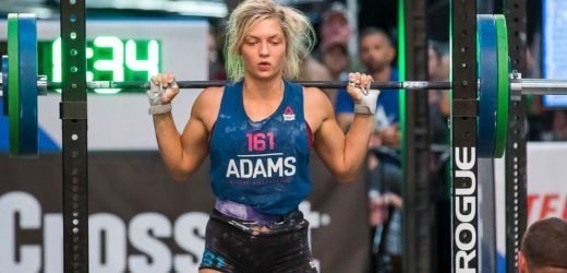 Is Haley Adams the next CrossFit phenom?