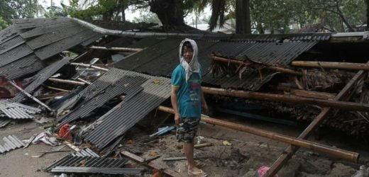 Dozens dead, over 500 injured as tsunami hits Indonesia following volcanic eruption