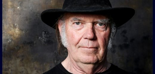 Neil Young Adds February Shows In Winnipeg