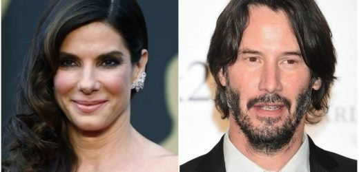Sandra Bullock says Keanu Reeves crush made it 'hard' for her to focus while filming 'Speed'